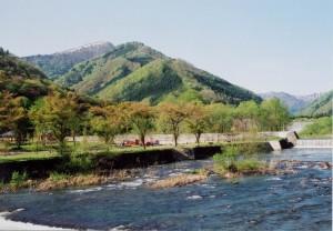 白川ダムキャンプ場